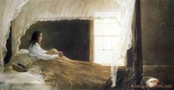 Chambered Nautilus by Andrew Wyeth