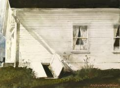 Elsie's House by Andrew Wyeth