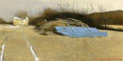 Flood Plain by Andrew Wyeth