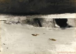 Ice Pool by Andrew Wyeth