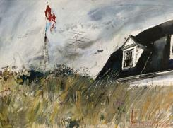 Marshall Point by Andrew Wyeth