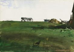 New Grass by Andrew Wyeth