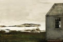 Sea Level by Andrew Wyeth
