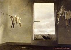 Seed Corn by Andrew Wyeth