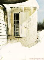 The Observatory by Andrew Wyeth
