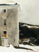 Unknown by Andrew Wyeth