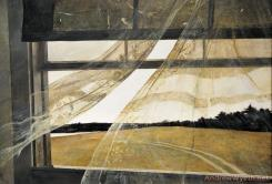 Wind From The Sea by Andrew Wyeth